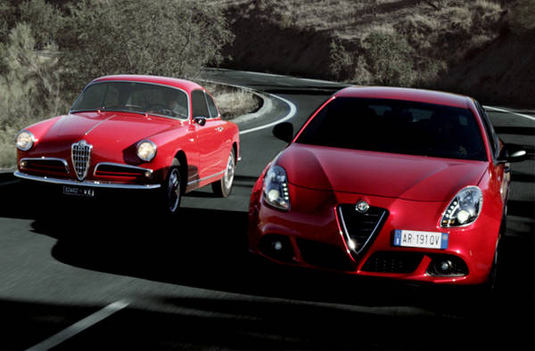 Alfa Romeo Giulietta - Video Spot