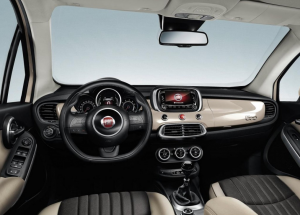 Fiat 500X - Gallery