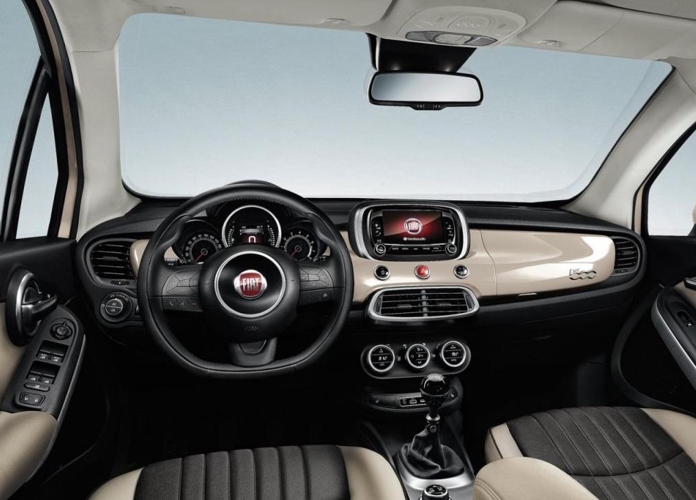 Fiat 500X – Gallery