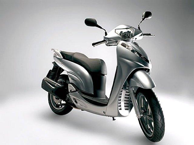 Futuro Honda SH300 2015