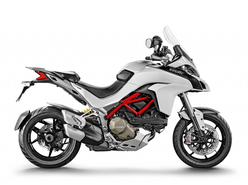 Ducati Multistrada 2015 2