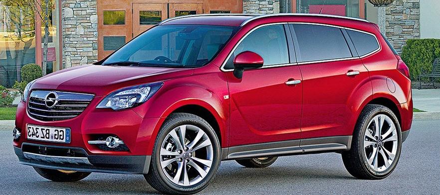 New Opel Antara 2014.html | Autos Weblog