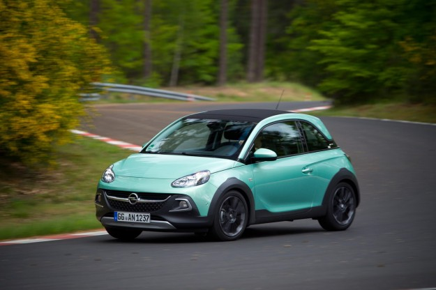 Opel Adam 4×4 Rocks