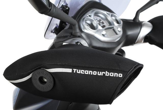 Per Natale un gadget per lo scooter Tucano Urbano