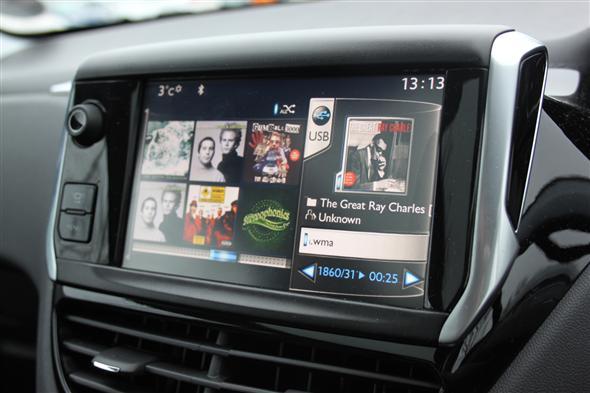 Come Poter Aggiornare il Touchscreen della Peugeot 208