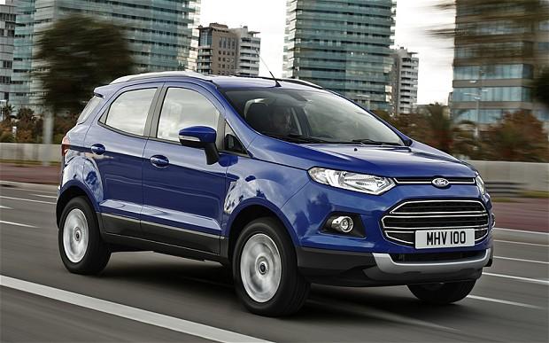 Ford EcoSport GPL: Consumi Ridotti e Design Ricercato