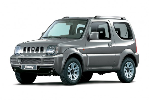 il suzuki jimny 2015 motorizzazioni diesel e benzina. Black Bedroom Furniture Sets. Home Design Ideas