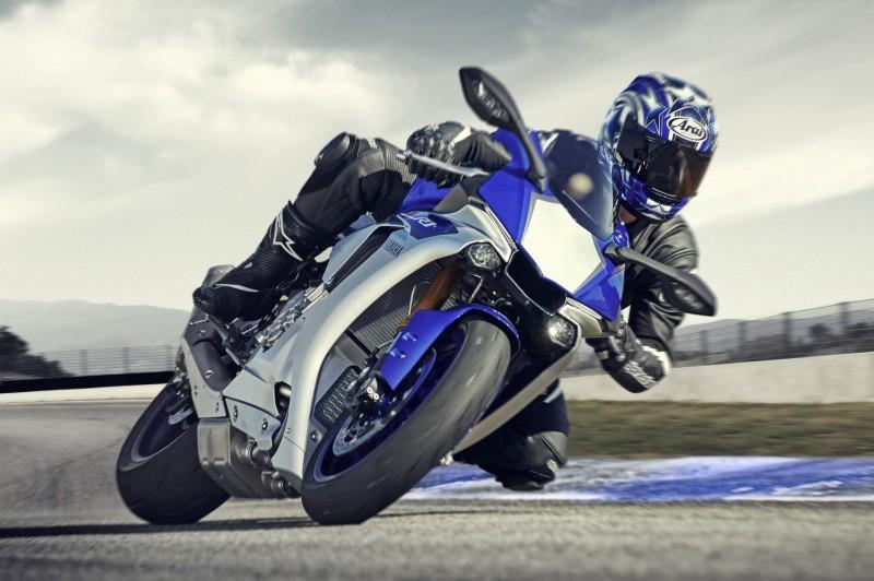 La Nuova Yamaha R1 - Gallery