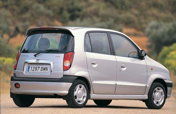 Il Libretto di Uso e Manutenzione della Hyundai Atos Prime