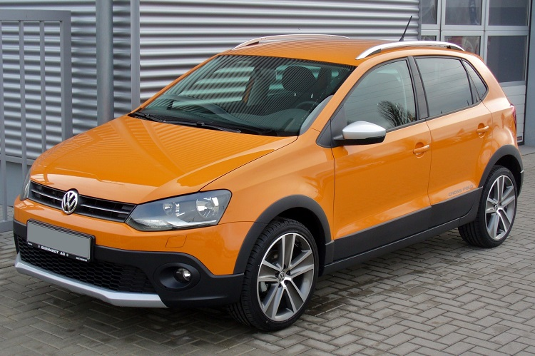La Nuova Polo Cross 4×4