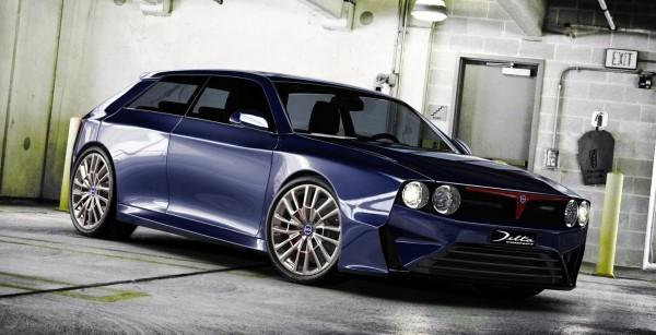 La Lancia Delta di Angelo Granata Diventerà Realtà nel 2016