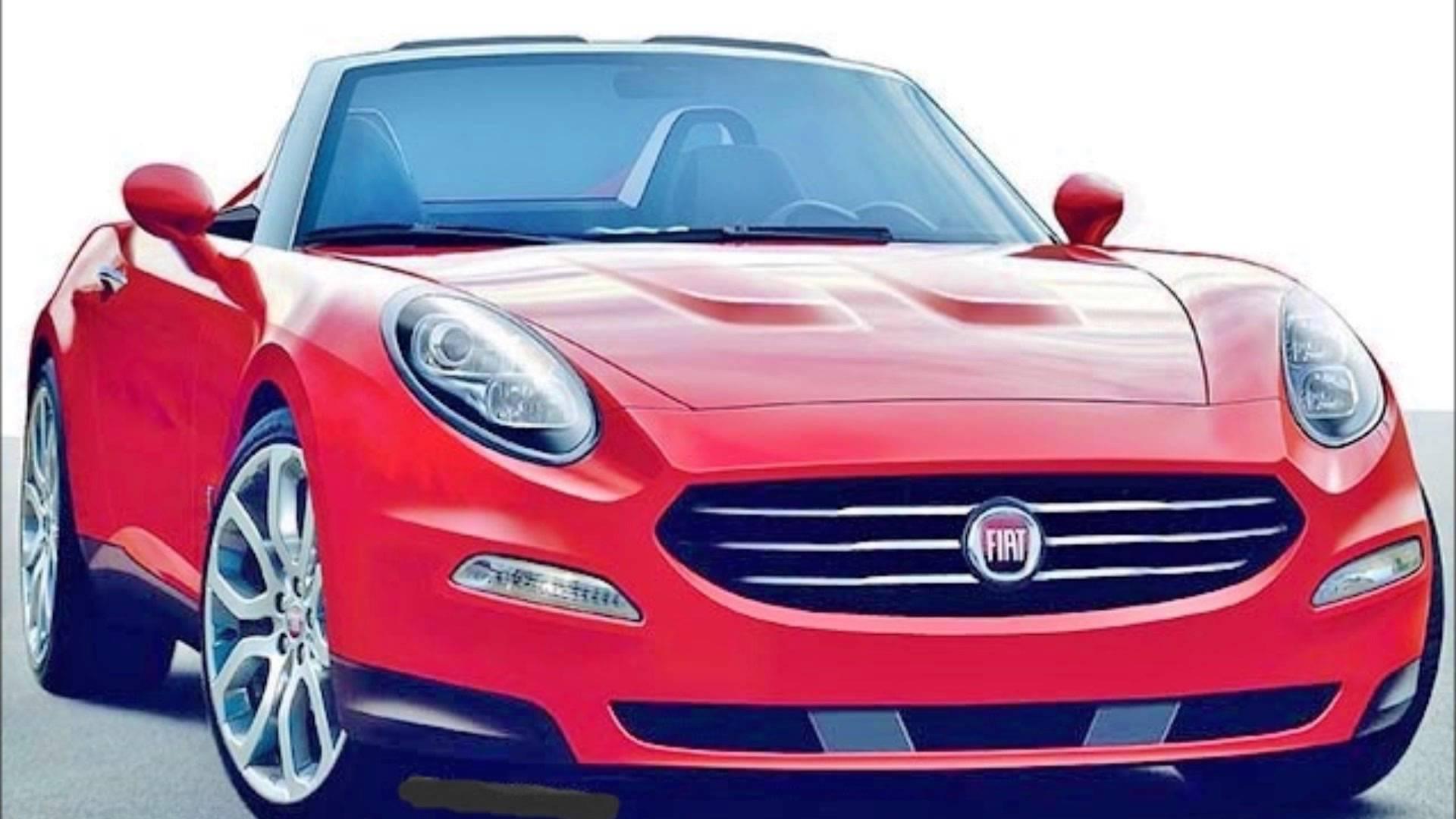 La Nuova Fiat 124 Spider Arriverà a Fine Anno