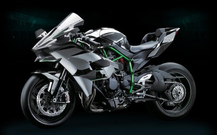 Le Nuove Sportive Kawasaki - Ninja H2 e H2R