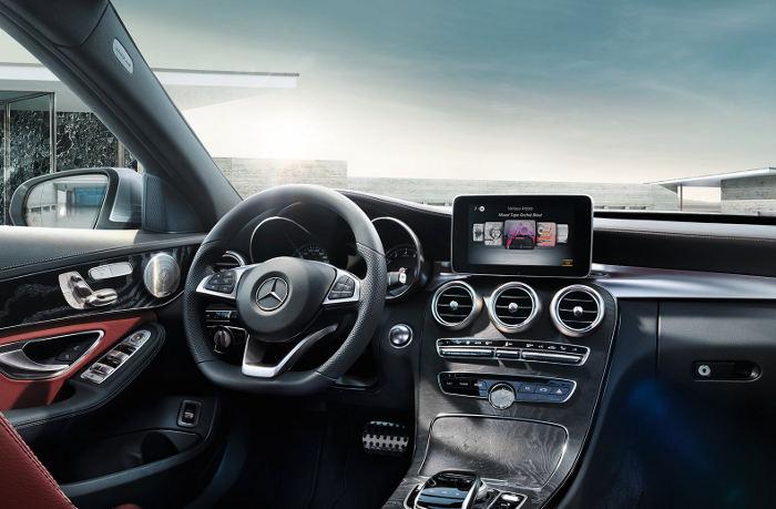 La Nuova Classe C di Mercedes