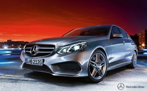 Nuova Classe E – La Grande Berlina Mercedes Si Rinnova