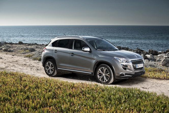 La Nuova Peugeot 3008 per il Prossimo Anno