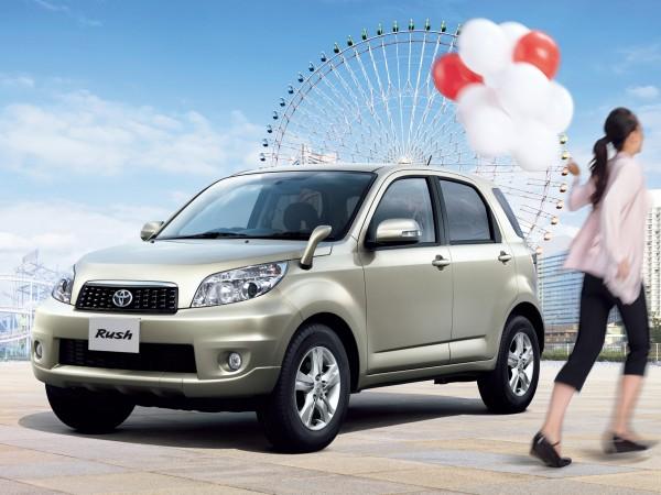 Toyota Rush - Il Debutto in Italia