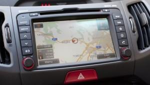 Rilevatore di Autovelox sul Navigatore delle Kia