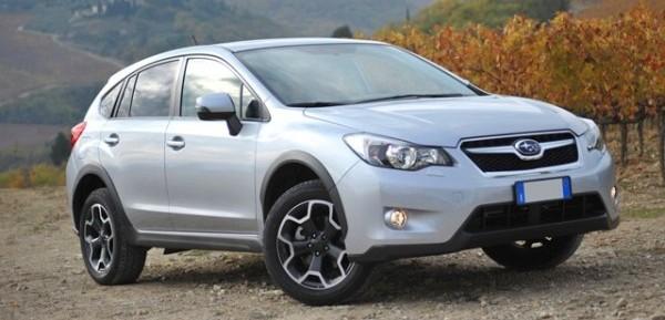 Subaru XV – Libretto Manutenzione ed Uso in Pdf