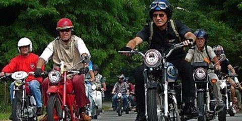 Motoraduni per Moto d'epoca