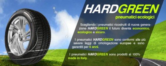 Hardgreen Pneumatici Ricostruiti Ecologici1
