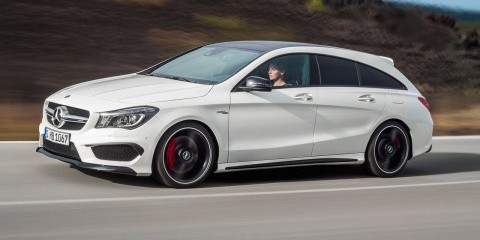 Mercedes CLA Restyling 2016