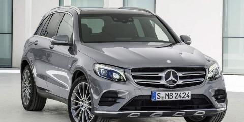 Mercedes GLC 2015 – Nuova Erede della GLK