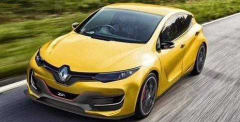 Nuova Renault Megane 2016