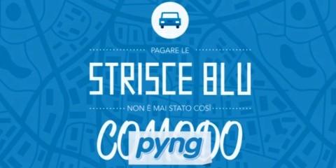 Strisce Blu Pagabili con Smartphone – Telepass Pyng