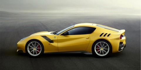 Ferrari F12 Berlinetta TDF – Gallery