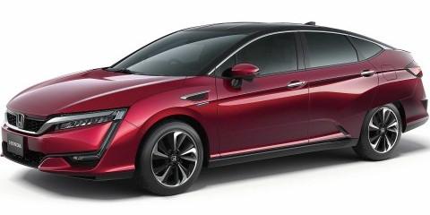 Honda FCV a Idrogeno