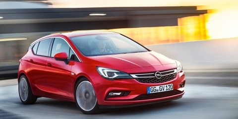 Nuova Opel Astra 2015