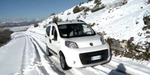 Pneumatici Invernali per Fiat Qubo