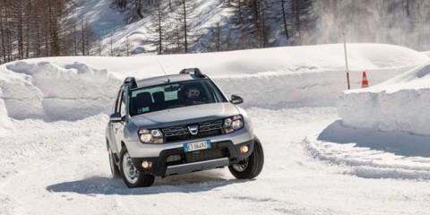 Pneumatici Invernali per Dacia Duster