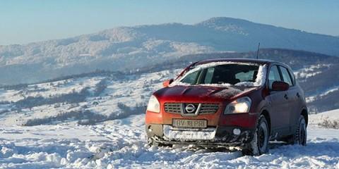 Pneumatici Invernali per Nissan Qashqai