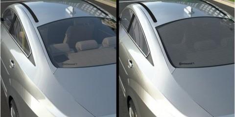 Continental - I Finestrini per Auto 'Smart'