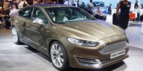 Nuova Ford Vignale