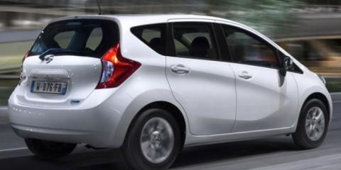 Nissan Note GPL