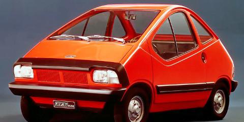 I Prototipi FIAT Che Non Avevi Mai Visto - Gallery