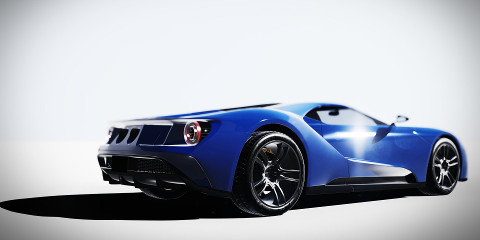 Ford GT – Gallery