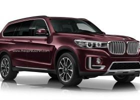 BMW X7 – Le News sul Maxi SUV
