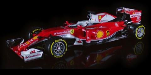 Presentata la Nuova Ferrari F1 2016- Ecco la SF16-H!