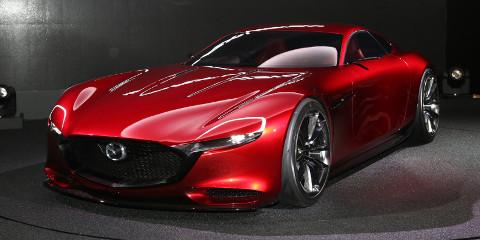 Mazda RX Vision Concept – Gallery