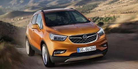 Opel Mokka X in Arrivo!