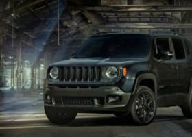 La Edizione Speciale Dawn of Justice della Jeep Renegade