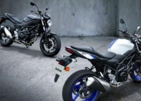 Nuova Suzuki SV650