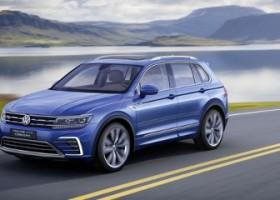 Nuova Volkswagen Tiguan 2016