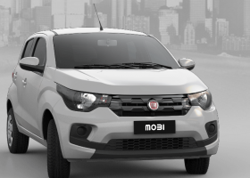 Fiat Mobi. La vedremo in Italia?