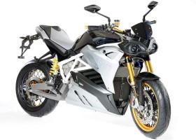 Energica - La moto sportiva elettrica italiana