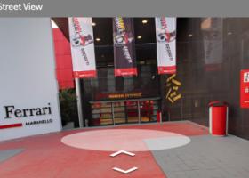 Esplora l'Interno dei Musei Ferrari con Google Street View!